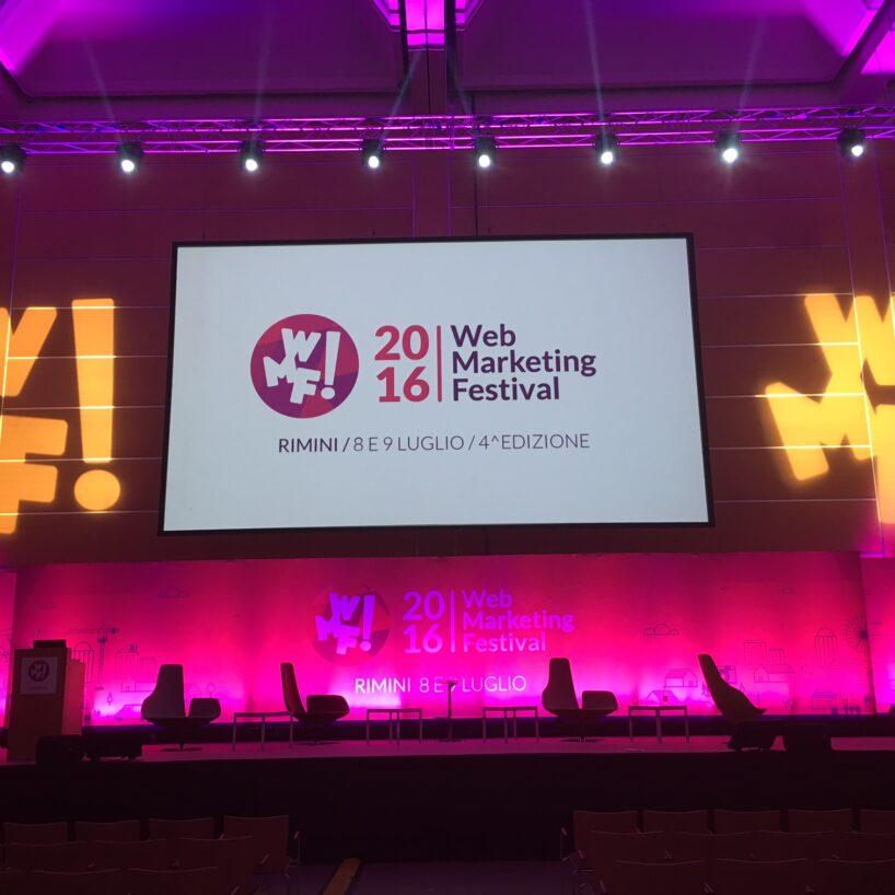 Il mio festival del Web Marketing
